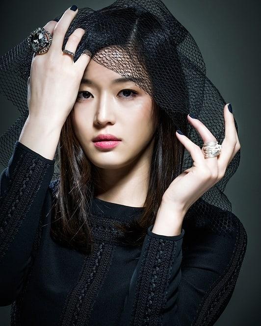 Jun Ji hyun south korean actress