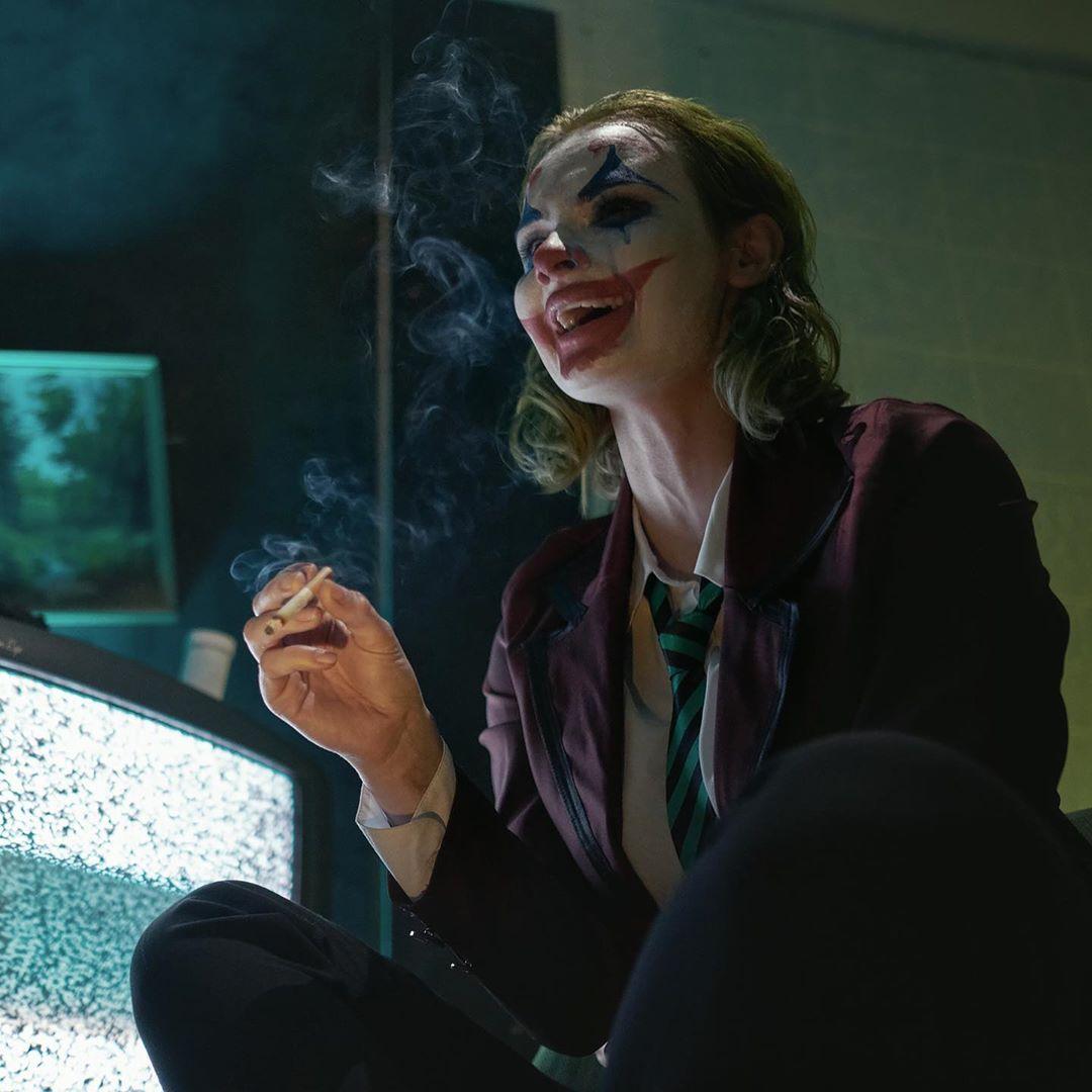 joker cosplay by Jannet
