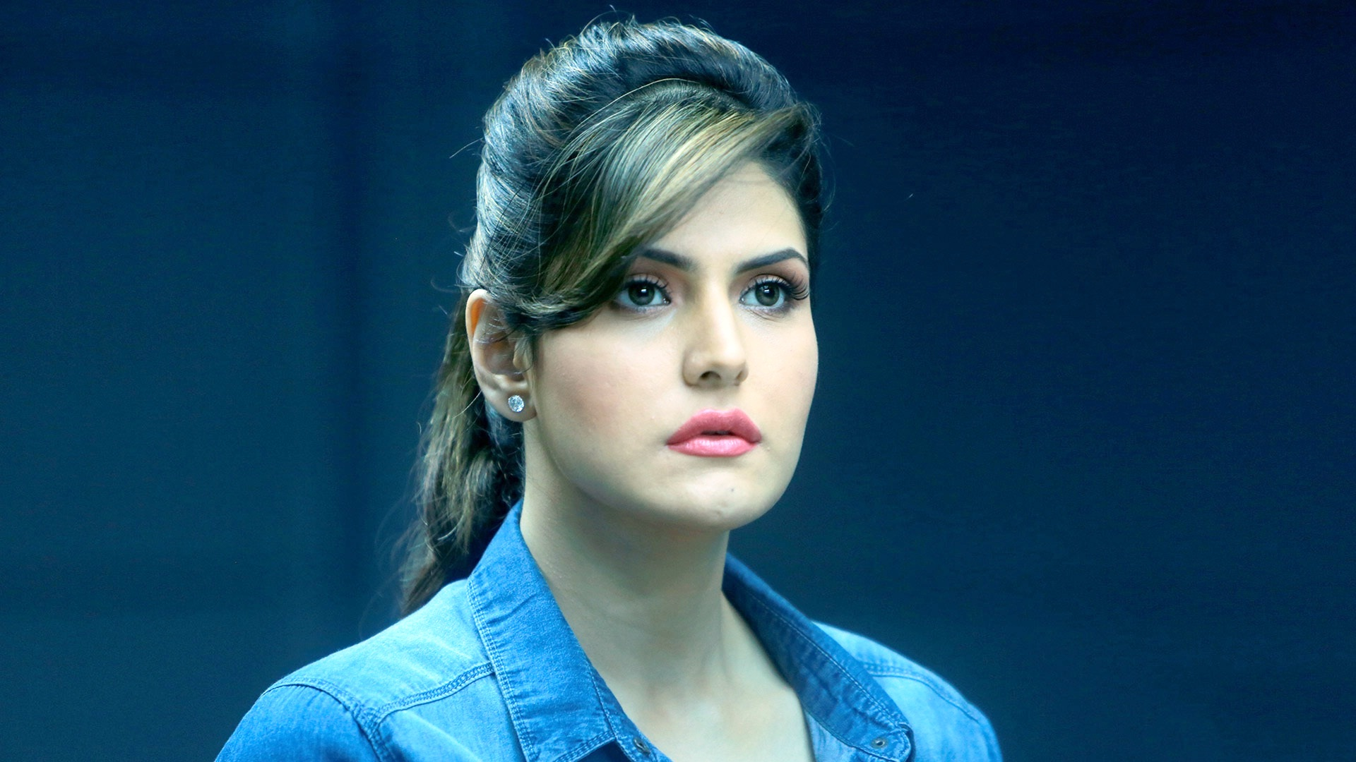 bollywood actress zarine khan hd wallpaper
