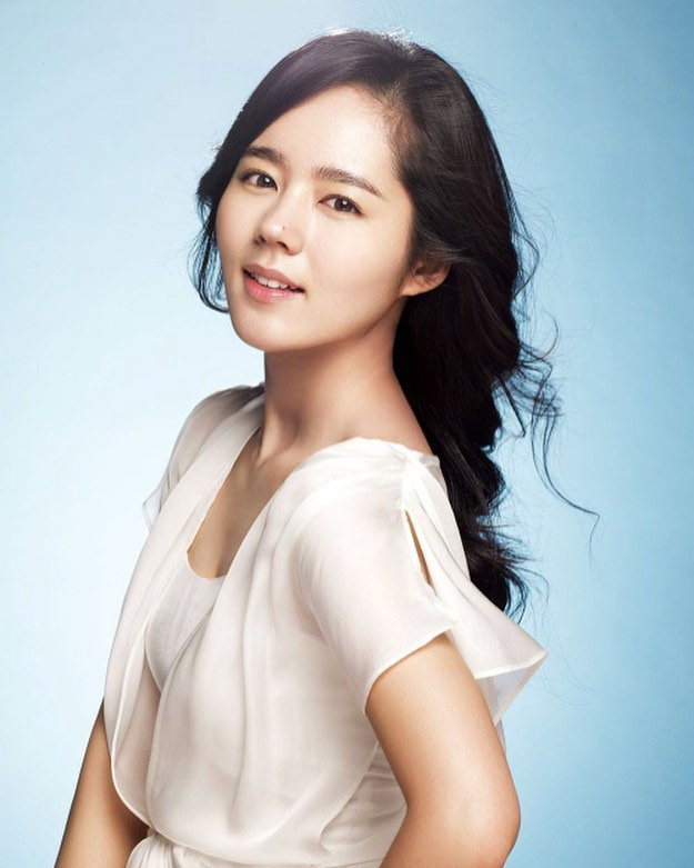 Han Ga in south korean actress