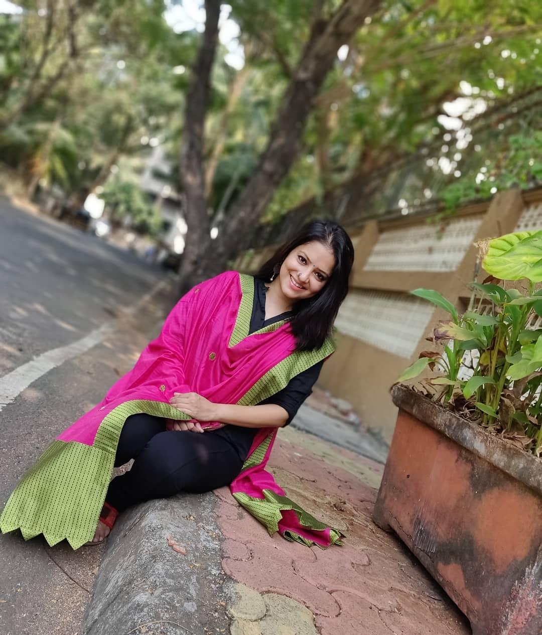 Kadambari Kadam marathi actress 15