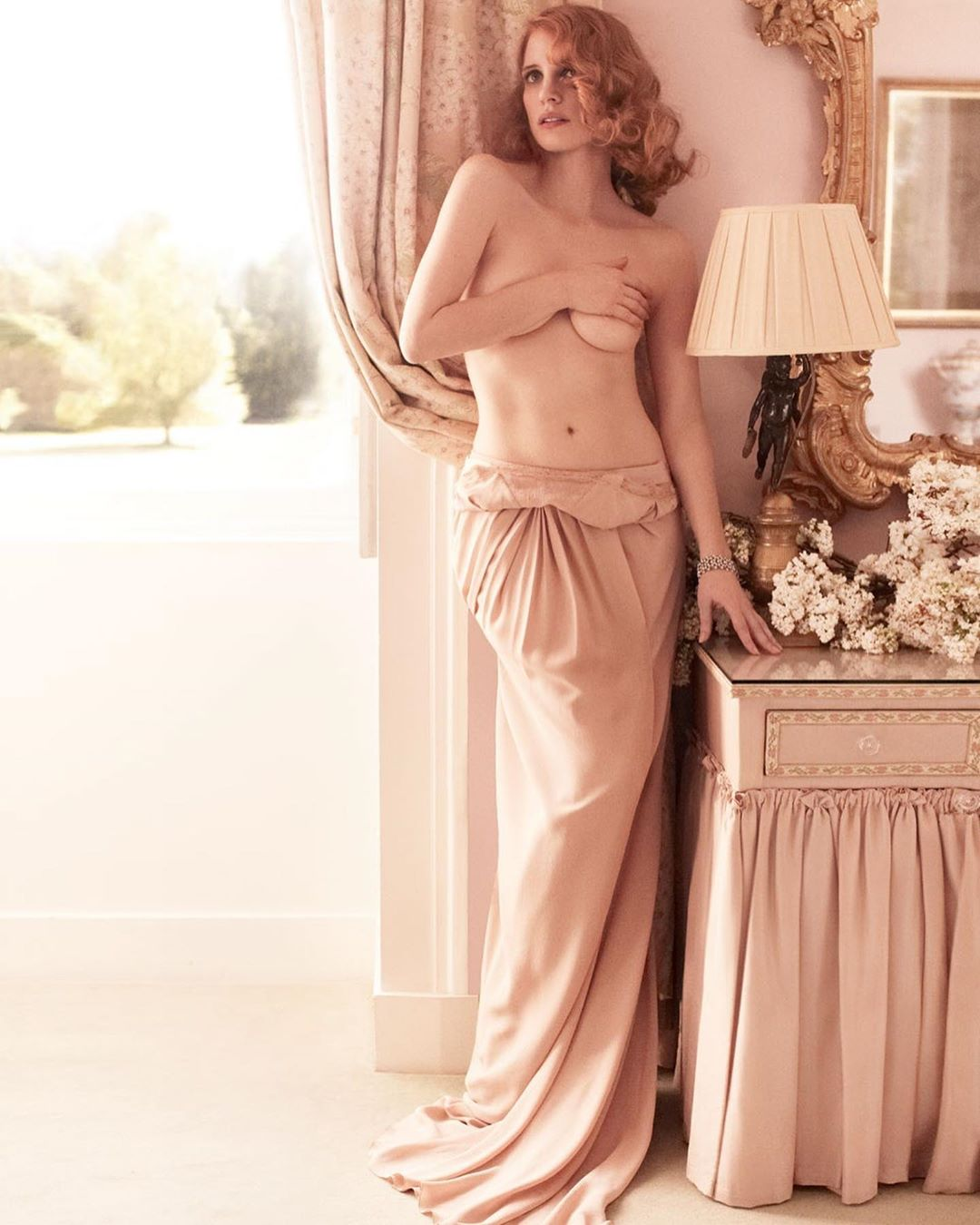 Jessica Chastain Hollywood actress 36