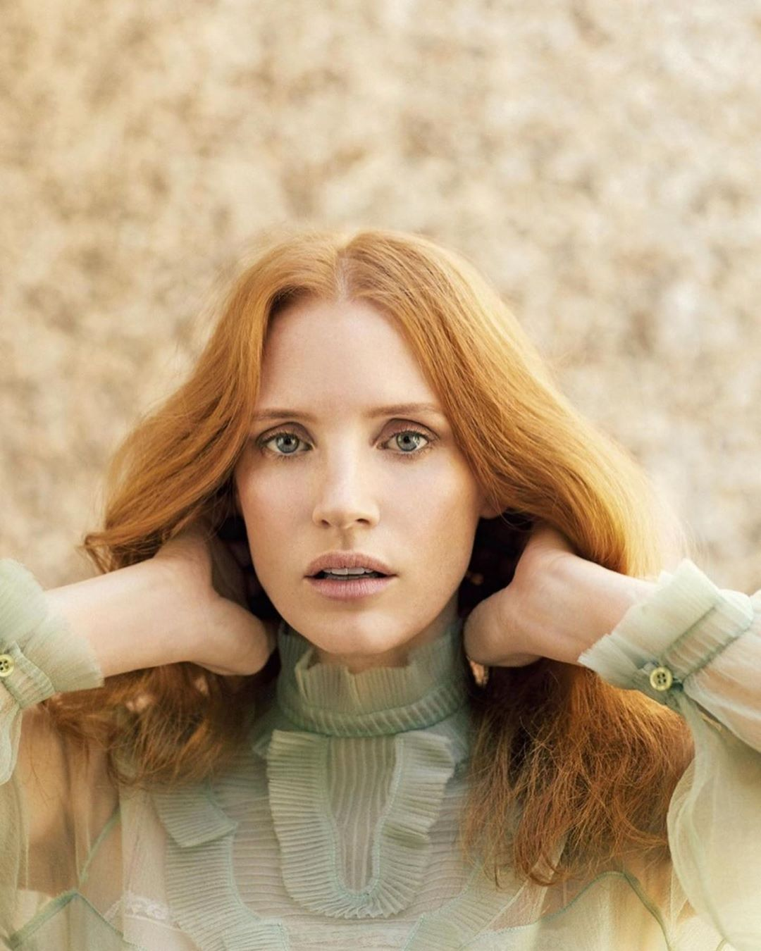 Jessica Chastain Hollywood actress 28