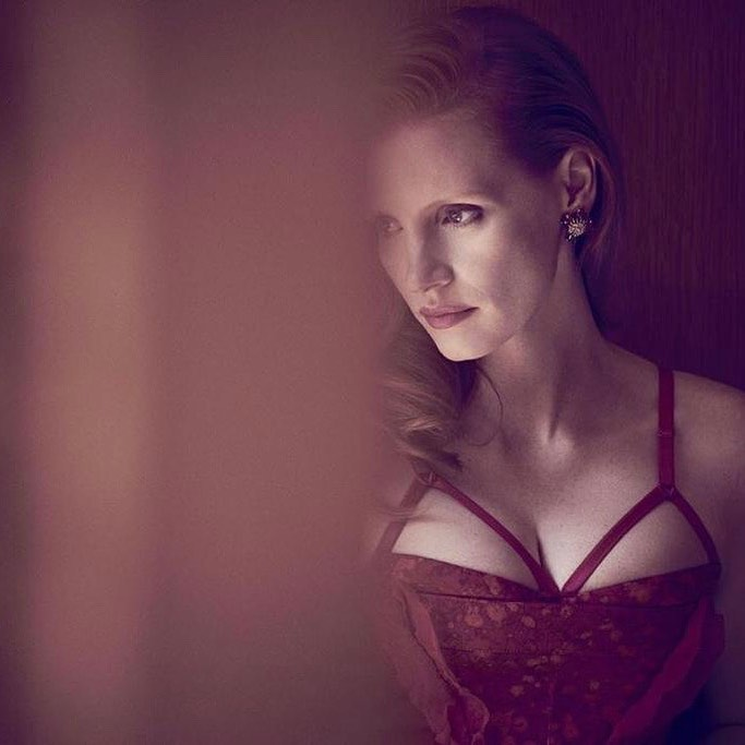 Jessica Chastain Hollywood actress 19