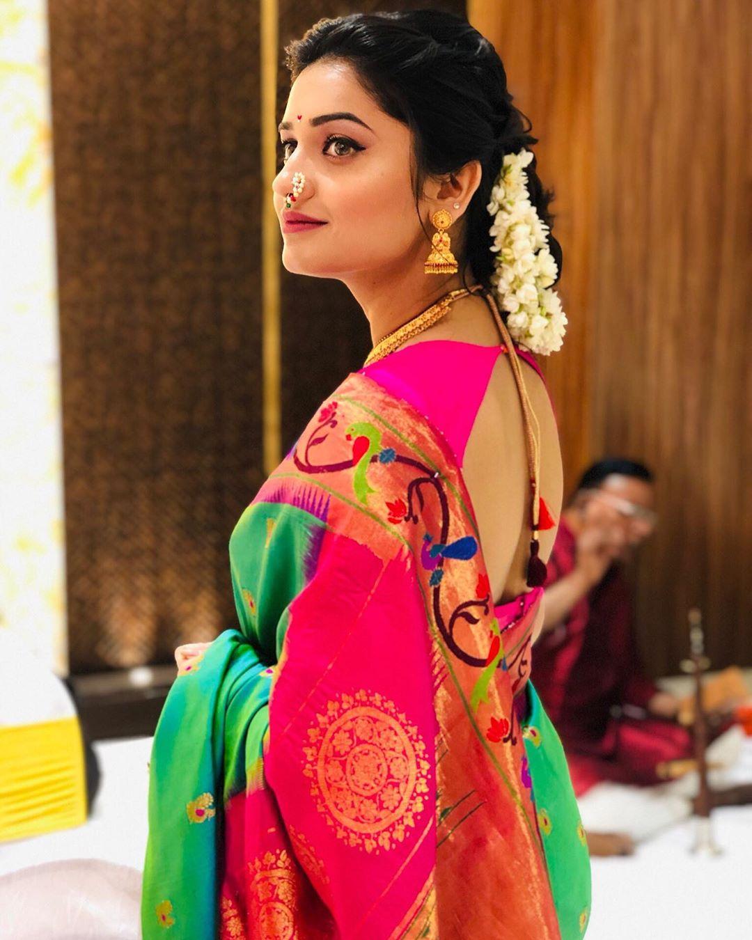 Hruta Durgule marathi actress 29