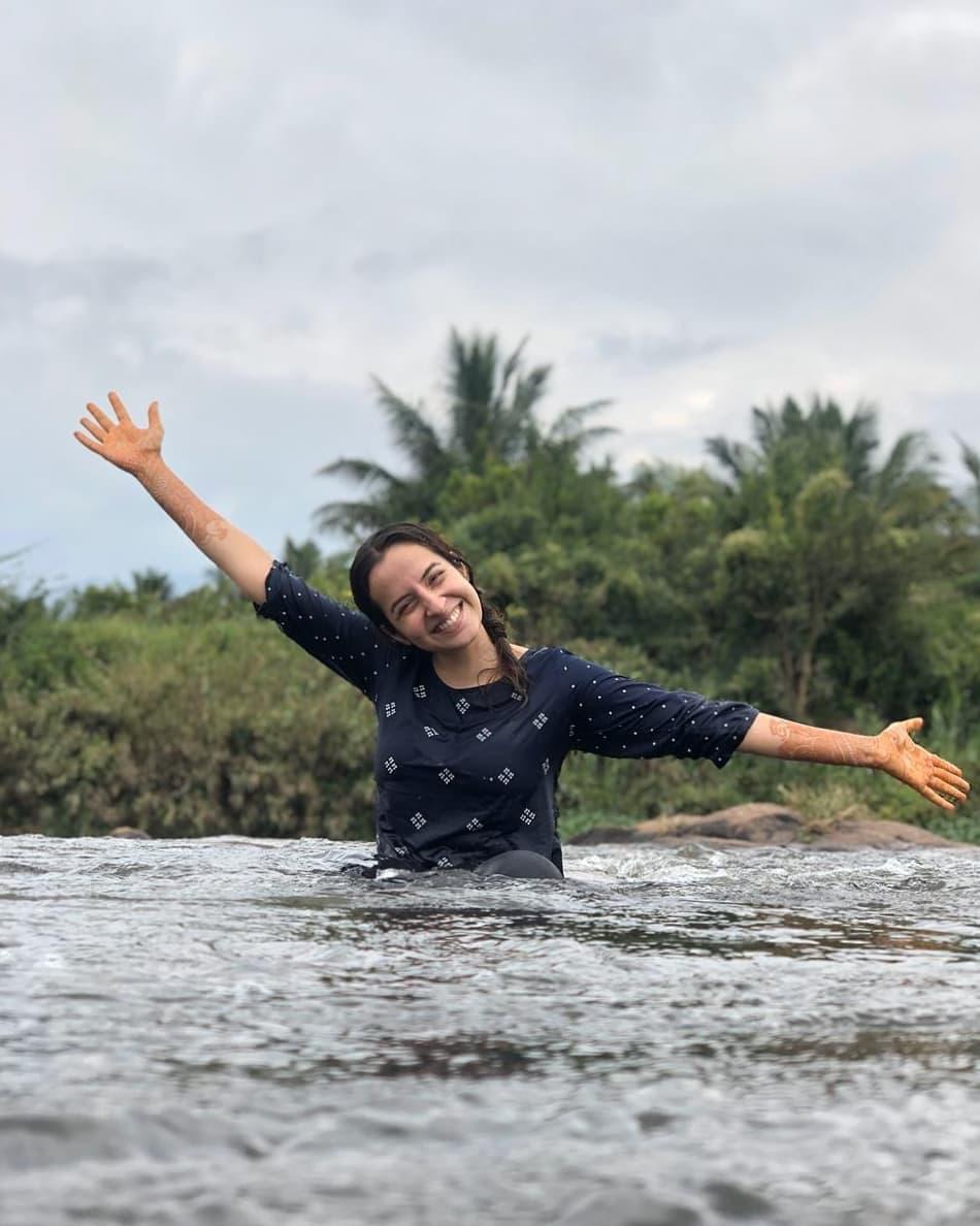 Amrutha Srinivasan Indian Actress 42