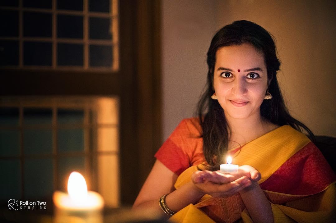 Amrutha Srinivasan Indian Actress 1