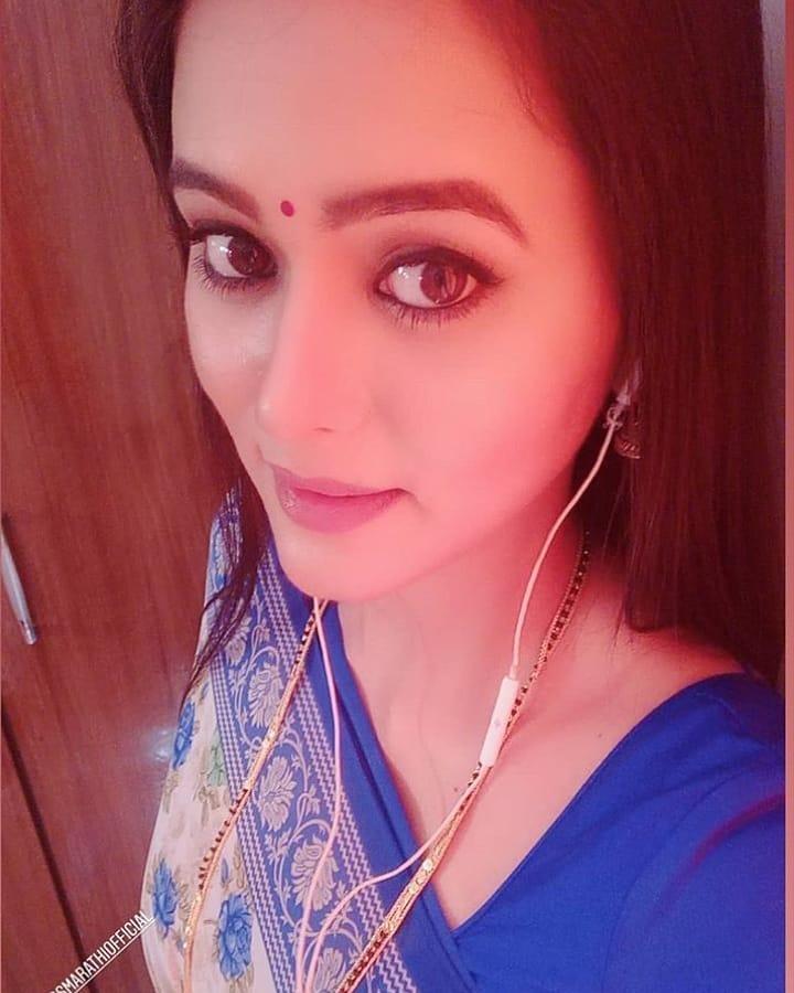 Swati Limaye marathi actress 1