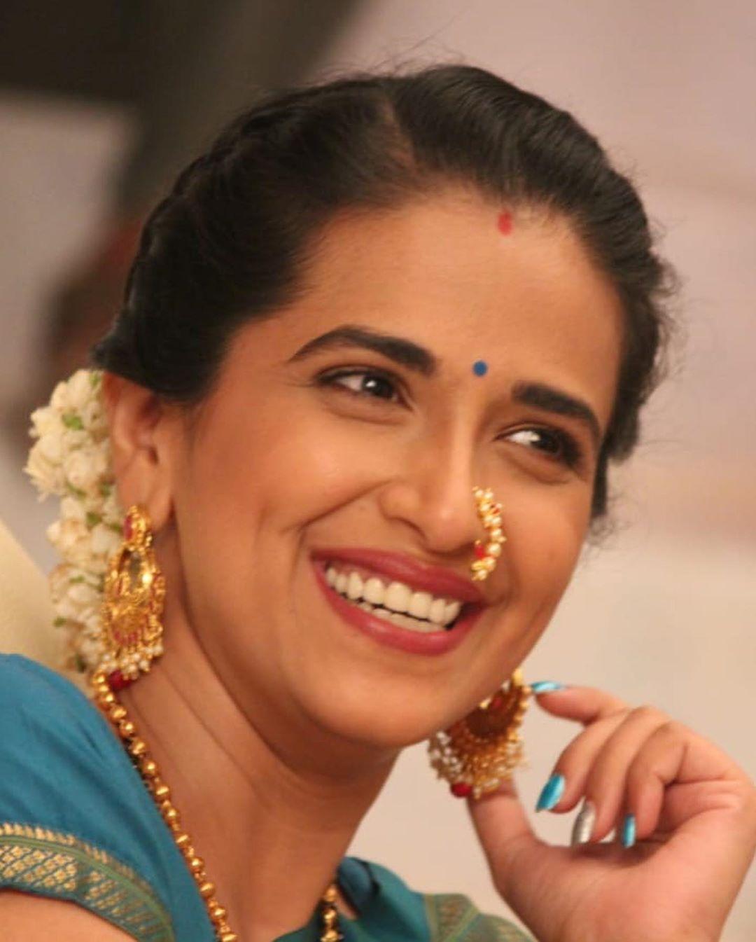 Sharmishtha Raut marathi actress 1