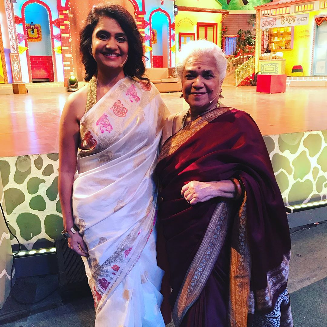 Amruta Subhash marathi actress 9