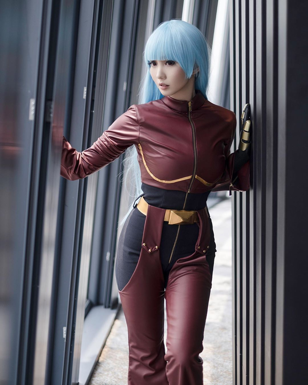 Kula Diamond cosplay by Aza Miyuko