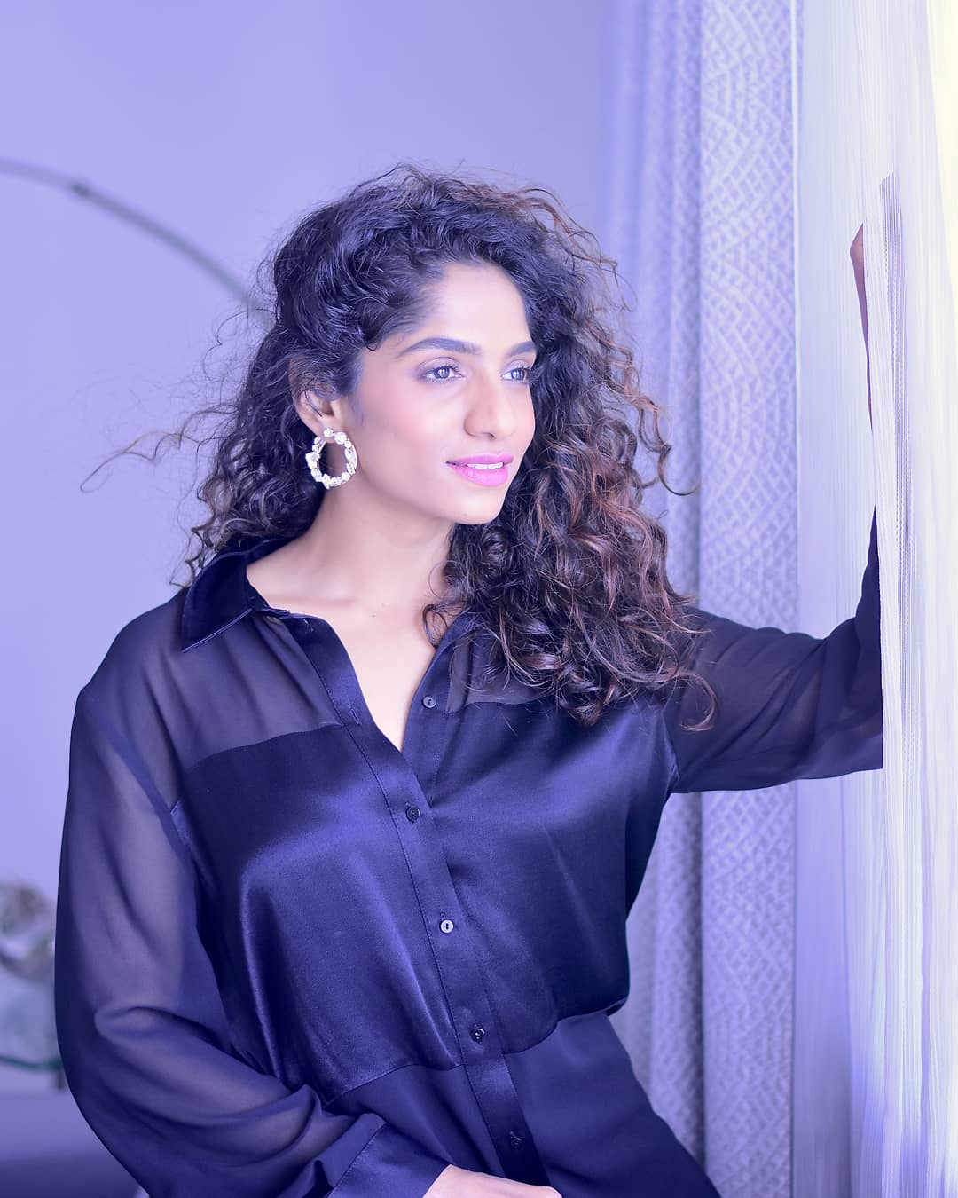 Jamie Lever is the daughter of Indian comedian Johnny Lever