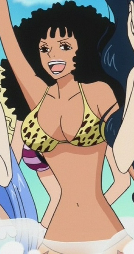 One Piece Character Adele