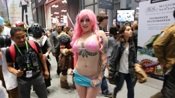 cosplay new york comic con-2015 image picture