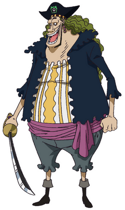 One Piece Character A.O