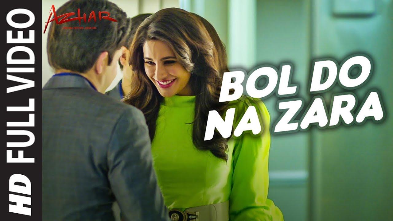 Bol Do Na Zara Lyrics - Armaan Malik - Rashmi Virag