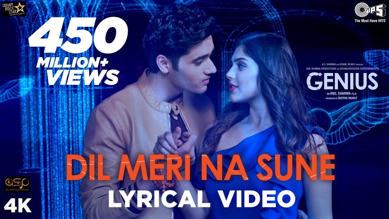 Dil Meri Na Sune Lyrics - Manoj Muntashir