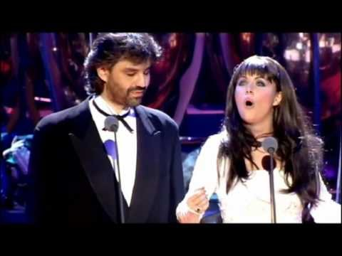 Time to Say Goodbye Lyrics - Sarah Brightman & Andrea Bocelli