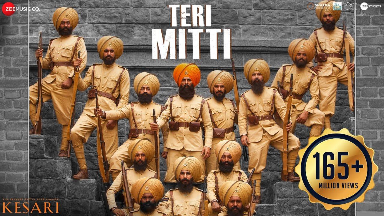 Teri Mitti Lyrics - Manoj Muntashir
