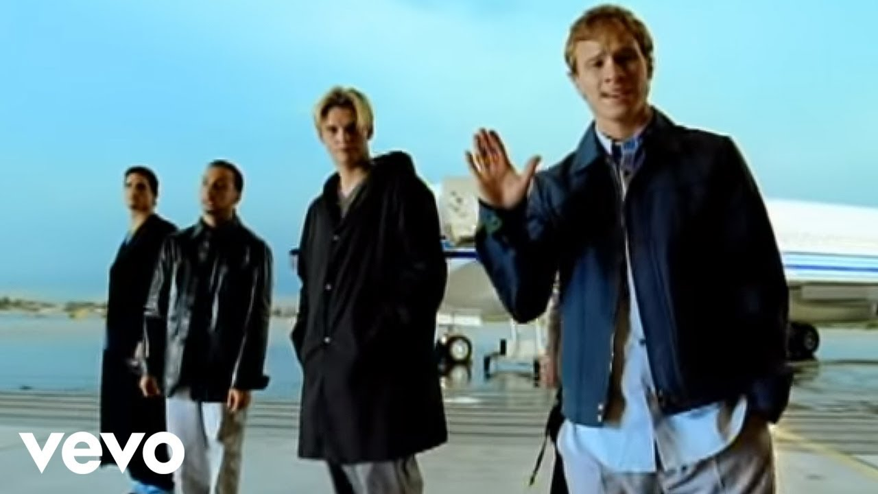 I Want It That Way Lyrics - Backstreet Boys