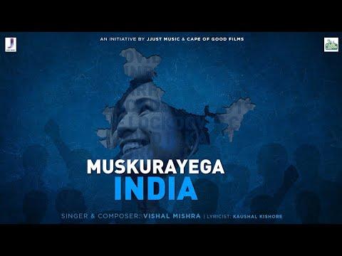 Muskurayega India Lyrics - Kaushal Kishore