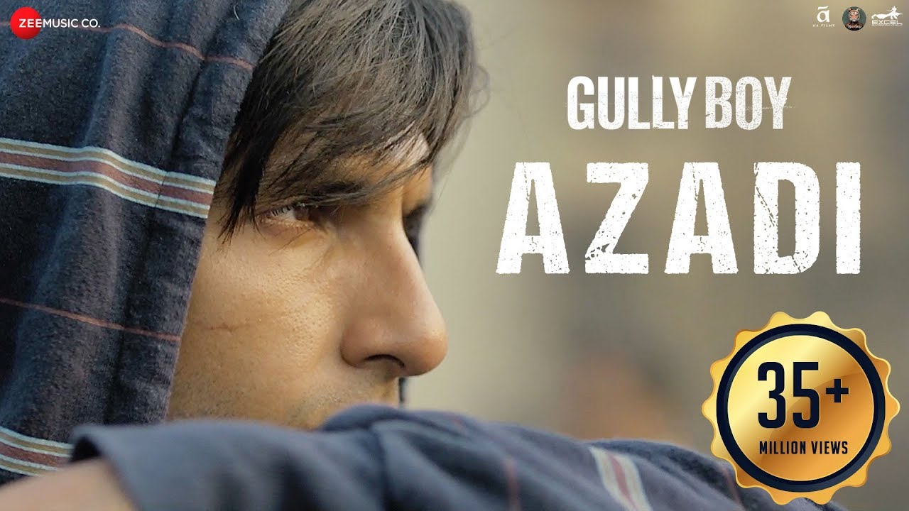 Azadi Lyrics - DIVINE & Dub Sharma
