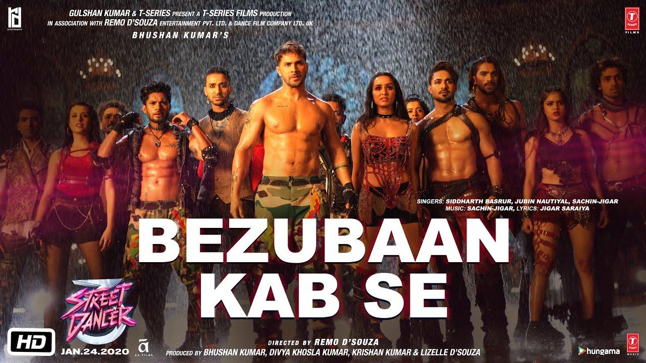 Bezubaan Kab Se Lyrics - Jigar Saraiya