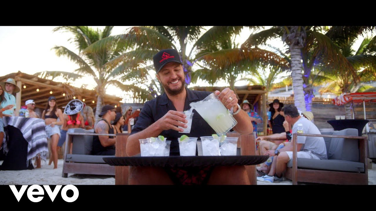 Luke Bryan - One Margarita Lyrics