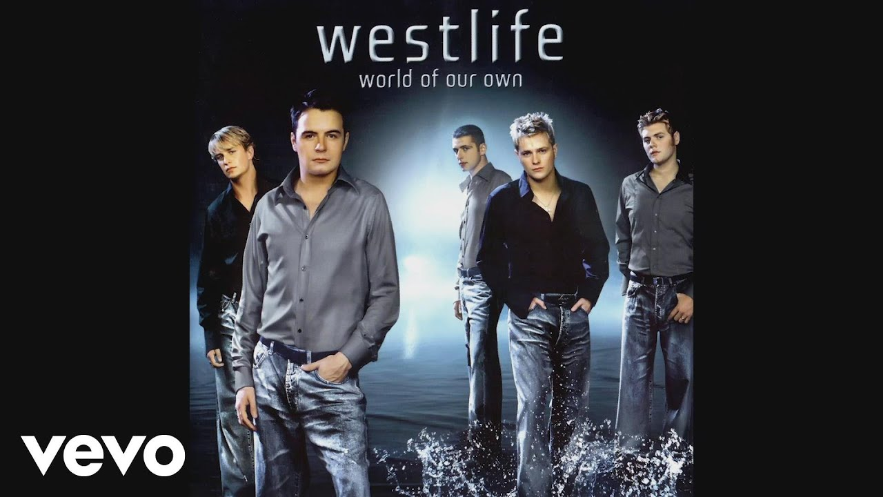 I Wanna Grow Old with You Lyrics - Westlife