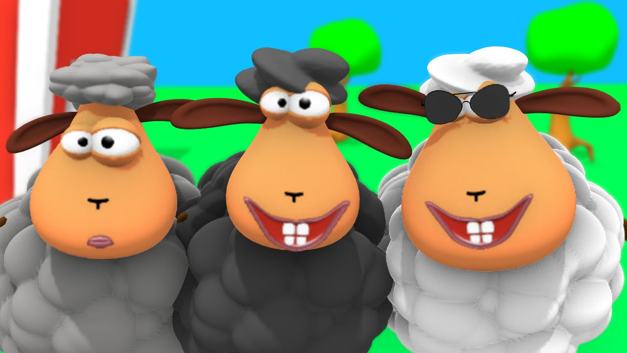 Baa Baa Black Sheep Lyrics - Nursery Rhymes