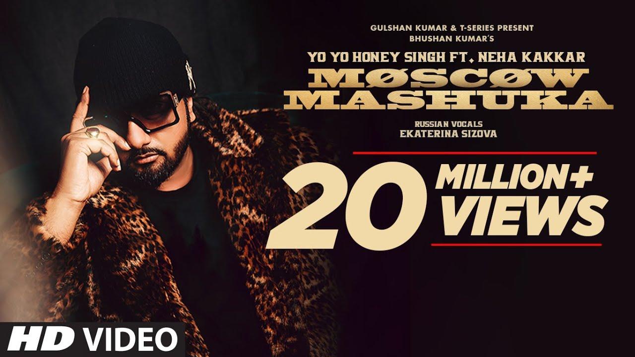 Moscow Mashuka Lyrics - Yo Yo Honey Singh