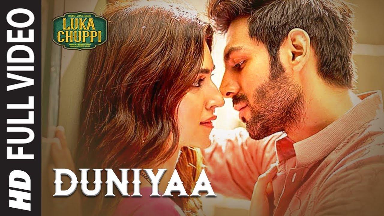 Duniyaa Lyrics - Kunaal Vermaa