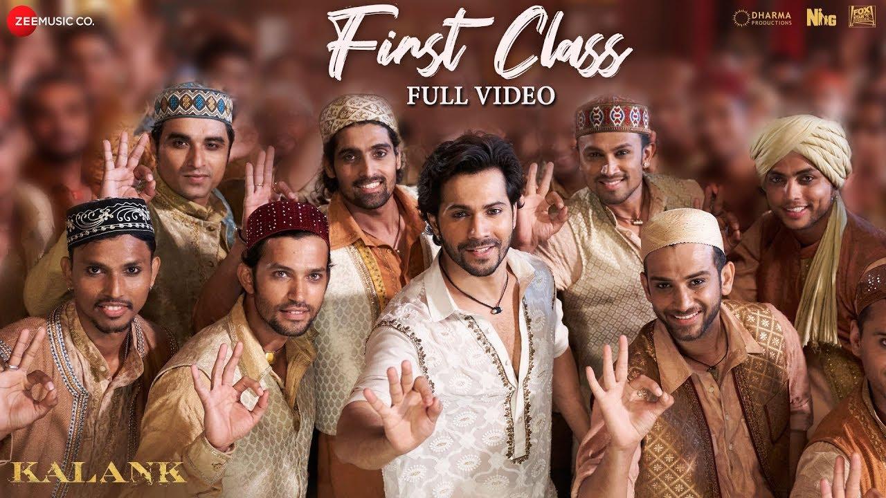 First Class Lyrics - Amitabh Bhattacharya