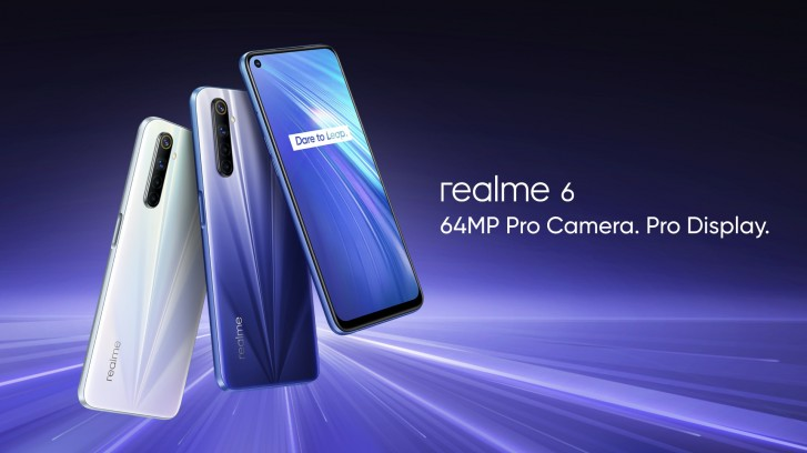 Realme 6 price and specification