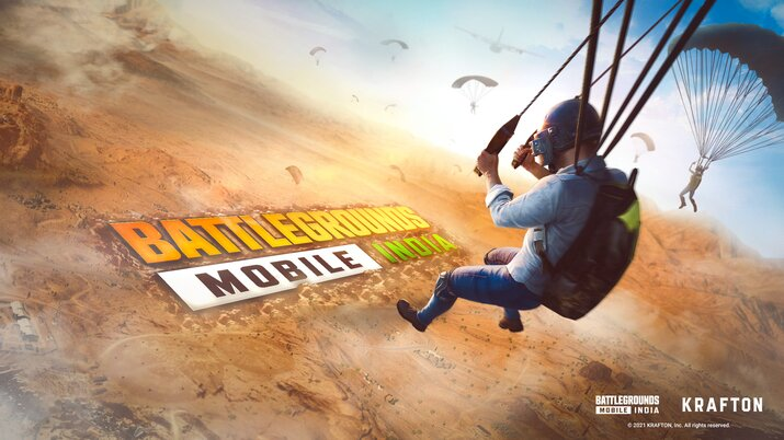 BATTLEGROUNDS MOBILE INDIA Game will be Launch on Date