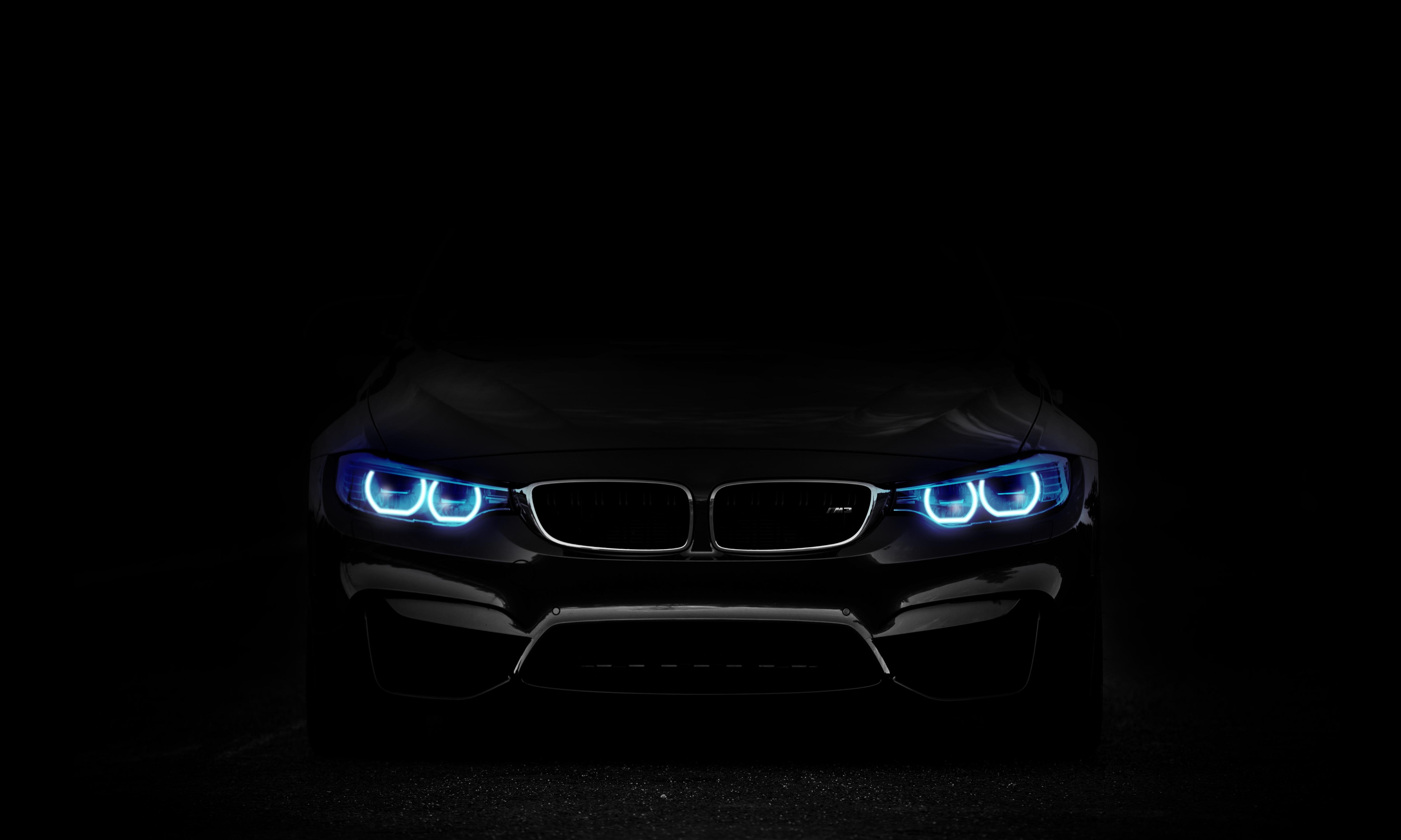 Bmw headlights lights