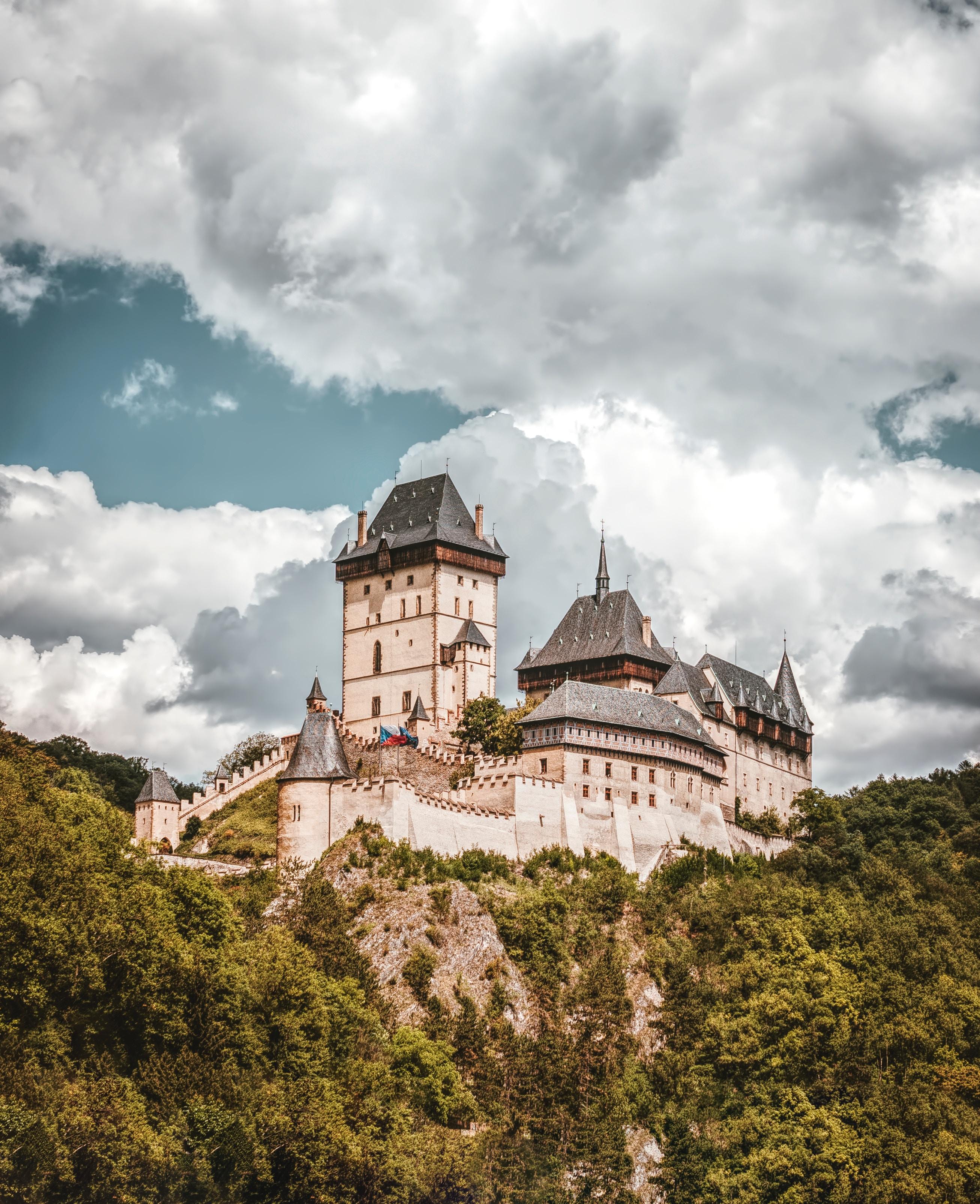 castle cliff hill