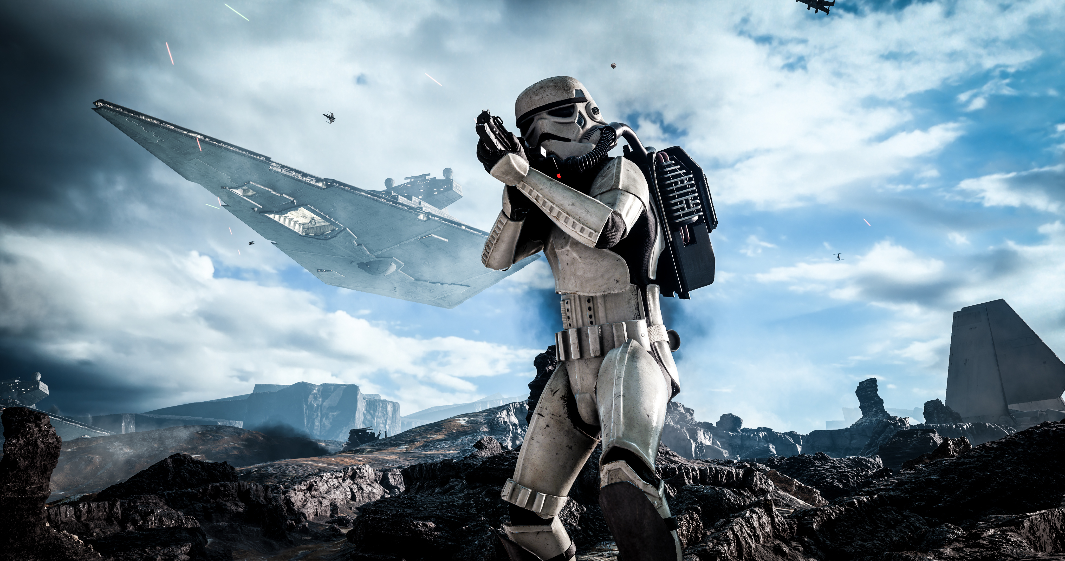 star wars battlefront electronic arts
