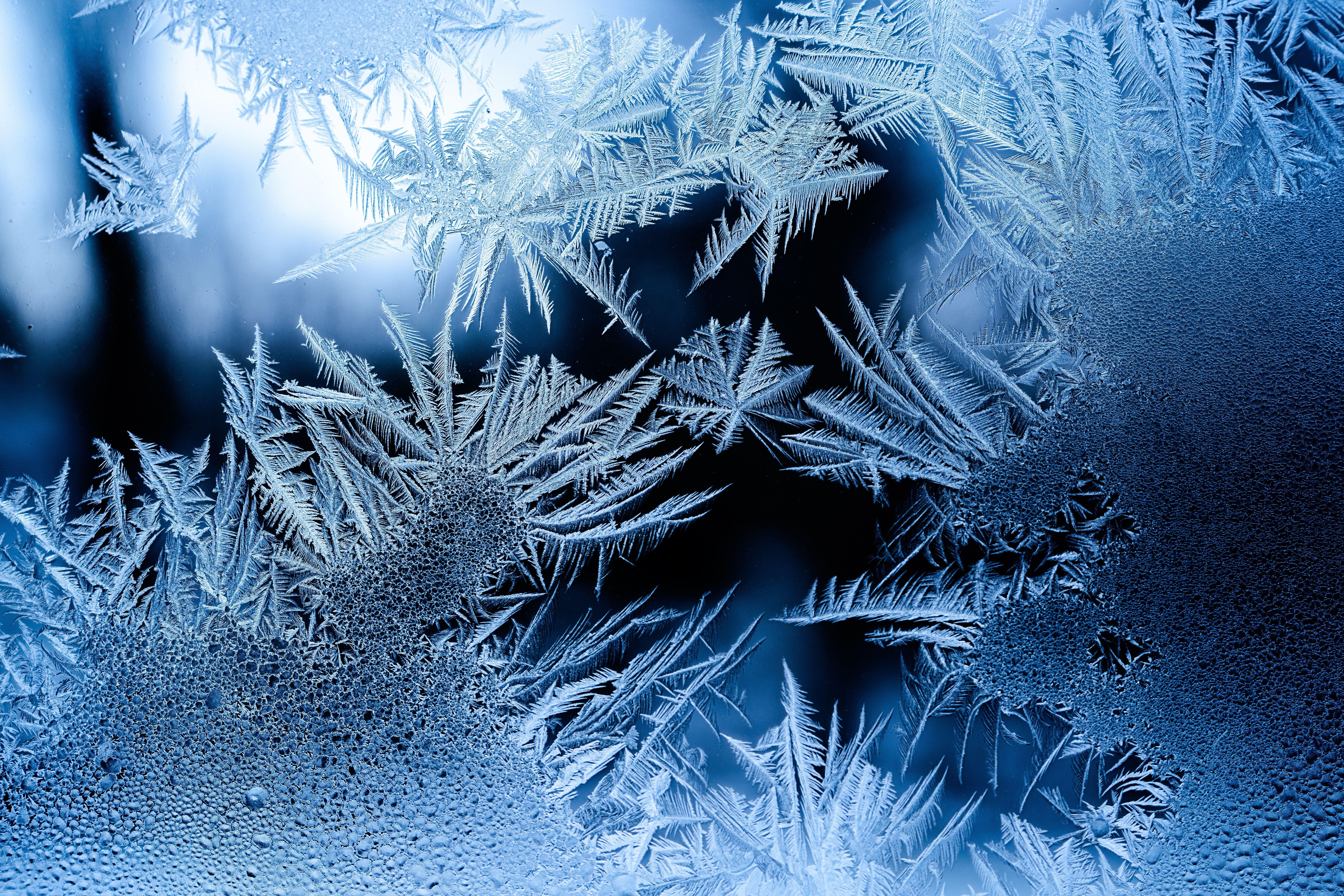 pattern frosty frost